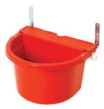 Miller 20 qt. Bucket Red