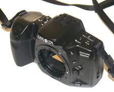 Minolta Dynax 500si  Body Fotoapparat   Kamera  Camera    Vintage   1117