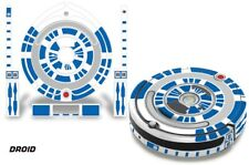 Skin Decal Wrap For iRobot Roomba 500/600 Series Vacuum Stickers Kit DROID