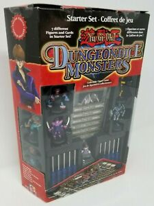 YuGiOh Dungeon Dice Monsters Starter Set Mattel 2002 Factory Sealed NEW