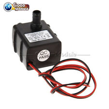 12V Dc 240L/H Ultra Quiet Brushless Motor Submersible Pool Water Pump Solar 3M