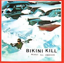 BIKINI KILL-REJECT ALL AMERICAN CD NEW