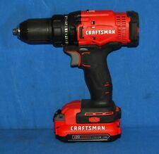 "CRAFTSMAN CMCD700 20-Volt Max 1/2"" Cordless Drill Driver"