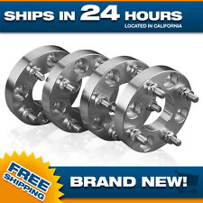 4x100 to 4x100 Wheel Spacers Adapters for cb 60.1 hub 12x1.5 studs 25mm thick 4