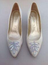 Rachel Simpson Satin Bridal Shoes