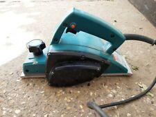 240 Volt Makita 1902 82mm Power Planer 550w
