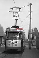 PHOTO  1997 BELGIUM GENT TRAM EVERGEM TRAM NO 19 ON ROUTE NO 10