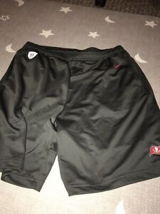 Tampa Bay Buccaneers Nike On Field 2020 Sideline Coaches Shorts XL