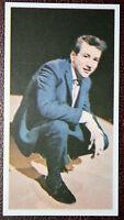 Bobby Darin       Pop Singer    Original Early  1960's    Photo Card   EXC