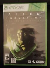 Alien: Isolation Nostromo Edition (Xbox 360) - Brand New & Sealed Fast Shipping