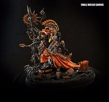 Warhammer 40k Belisarius Cawl Cult Mechanicus Painted Commission