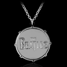 The Beatles Necklace logo popular band surrounding jewelry Hot sale Pendants