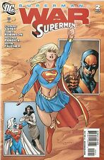 Superman War of the Supermen '10 2 Variant Cover VF S3