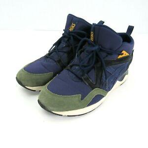 ASICS Gel Lyte V Sanze MT Goretex Shoes Mens Size 10 G-TX Athletic Sneakers Blue