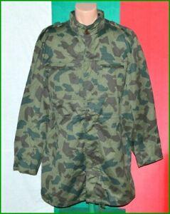 Bulgarian Army Splinter Camouflage Pattern Coat Jacket sz. L to XL
