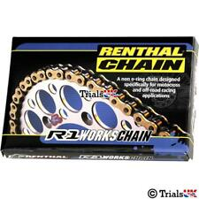 Renthal 520 R1 Gold Chain Heavy Duty - 102 Links - Trials/MX/Enduro/Offroad