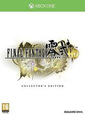FINAL FANTASY di tipo 0 HD-Collector's Edition (Xbox ONE) NUOVO e SIGILLATO
