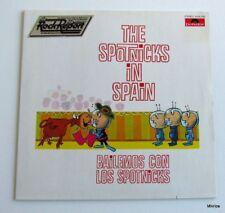 LP The Spotnicks-The Spotnicks in Spain Polydor Deutschland 1980