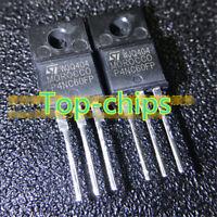 2 PCS STP4NC60FP P4NC60FP N-CHANNEL 600V - 1.8ohm - 4.2A MOSFET TO-220F NEW