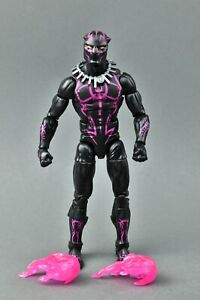 Marvel Legends Pink Black Panther Vibranium Walmart Wave Action Figure