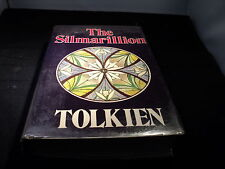 J. R. R. Tolkien The Silmarillion - 1977 book club associates - 4th impression