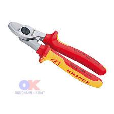 KNIPEX Kabelschere 165 mm 9516165 NEU OVP 95 16 165 VDE bis 1000 V