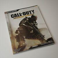 Call of Duty: Advanced Warfare Strategy Guide Book VGC   Aus + FREE POST