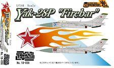 "1/144 Cold War Fighter : Yakovlev Yak-28P ""Firebar"" [USSR]  : Triple Nuts"