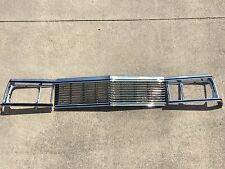 1981 El Camino Caballero Malibu NEW Headlight Bezels and Grille Set
