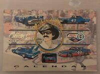 1992 NASCAR Limited Edition Richard Petty Calendar Fan Appreciation Tour