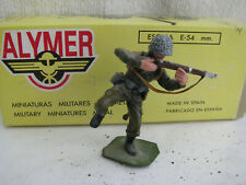 toy soldier- US Army- Alymer