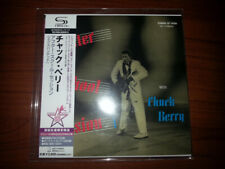 CHUCK BERRY, AFTER SCHOOL SESSION, AUTH LTD ED SHM-CD, JAPAN 2010, UICY-64624