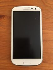 Samsung Galaxy S III SCH-I535 - 16GB - Marble White Verizon Smartphone
