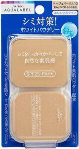 [SHISEIDO] AQUALABEL Foundation (Refill) White Powdery 5 Colors