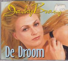 Jacky Brady- De Droom cd maxi single