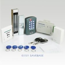 RFID Door Access Control System Kit With Magnetic Lock+10 RFID +2Remote Controls