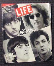 1995 LIFE Magazine Beatles Reunion Special FN 6.0 John Lennon