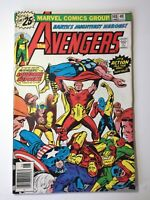 The Mighty Avengers 148 JUNE Vs The Squadron Supreme!  Hellcat!!! 1976 BRONZE