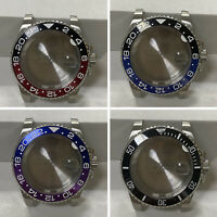 Boîtier montre+miroir saphir pour montre Miyota 8215 8205 8200 Mingzhu 2813 3804