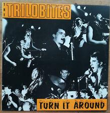 The Trilobites – Turn It Around LP 1987 Australia Waterfront EX++/Mint