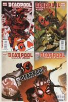 Deadpool Suicide Kings #1 to #5 complete series (Marvel 2009) hi grade