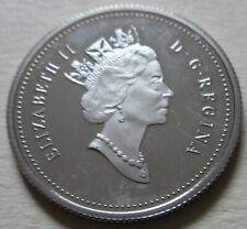 1994 Canada PROOF Twenty-Five Cents Coin. UNC. QUARTER (Q358)