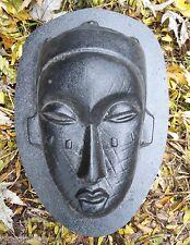 tiki  big ear face mould plastic concrete plaster mold
