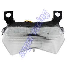 Clear Brake Turn Signal Tail Light For Kawasaki Z750 2004-05 06 Z1000 2003-04 05