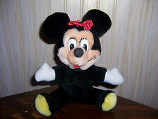 "7"" MINNIE MOUSE Plush Toy Disneyland Walt Disney World"