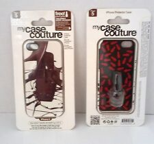 MY CASE COUTURE iPhone 5 Protector Case with OPI Nail Polish -BROWN