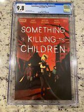 Something is Killing the Children #11 CGC 9.8 1st Print