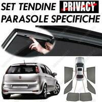TENDINE PELLICOLE OSCURANTI CRISTALLI 18087 PER FIAT PUNTO EVO 5P (10/09>04/12)