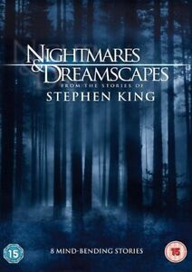 Stephen King's Nightmares And Dreamscapes [DVD] [2007][Region 2]