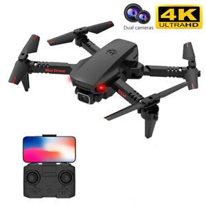 2021 K9 Pro Drone 4K HD Dual Camera Professional WIFI FPV Foldable RC Quadcopter